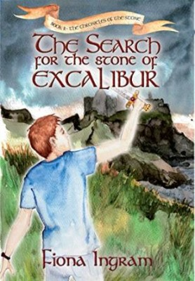 The Search for the Stone of Excalibur: Book Two – The Chronicles of the Stone
